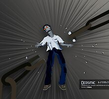 Graphic Novel Image - The Consumer by beyonder