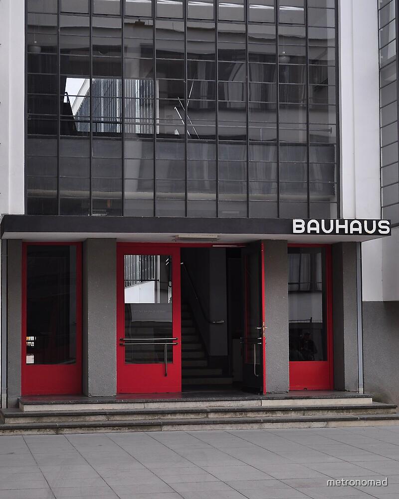 Bauhaus by metronomad