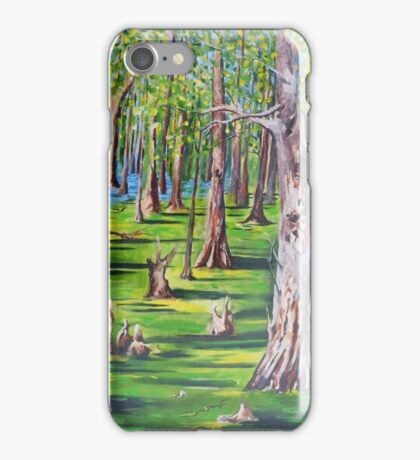 Swamp Forest iPhone Case/Skin
