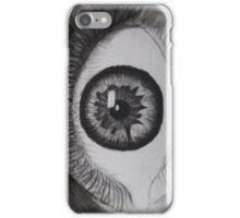 Haley's Eye II iPhone Case/Skin