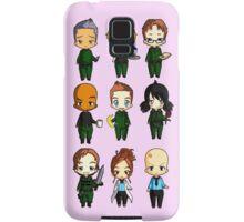 Chibi Stargate - Full Lineup Samsung Galaxy Case/Skin