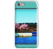 Cotton Candy Trees iPhone Case/Skin