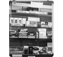 Pack of Winnie Reds & A Crunchie Thanks Chief iPad Case/Skin