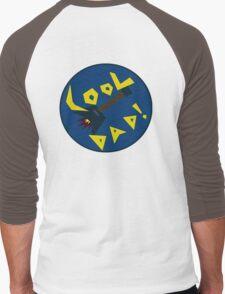 Cool Dad Men's Baseball ¾ T-Shirt