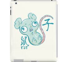 The Year of the Rat iPad Case/Skin