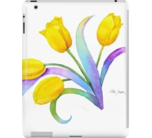Tulip Fantasy, Just for Fun iPad Case/Skin