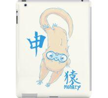 The Year of the Monkey iPad Case/Skin