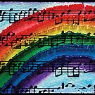 I Can Sing a Rainbow by incurablehippie