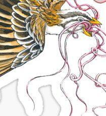 Earlybird Gets Worms Sticker