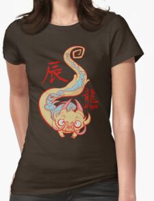The Year of the Dragon Womens Fitted T-Shirt