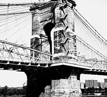 """Roebling Bridge says, """"Hooray for still using film!"""" by theHoltz"""