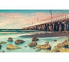Shorncliffe Pier Photographic Print