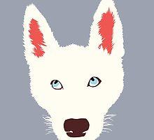 Olaf the Dog  by yibba