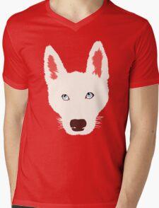 Olaf the Dog  Mens V-Neck T-Shirt