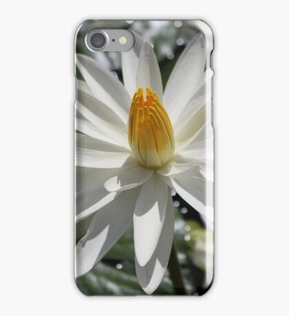 White Light iPhone Case/Skin