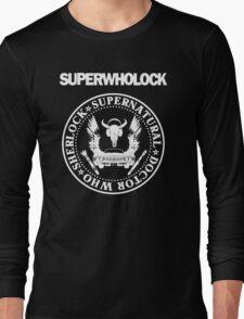 Superwholock Ramones Long Sleeve T-Shirt