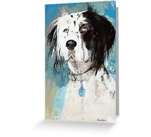 Little Nell Greeting Card