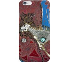 The Red Hunt iPhone Case/Skin