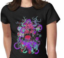 Schizophrenia Womens Fitted T-Shirt