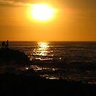 Golden Sunset 2 by Susan van Zyl