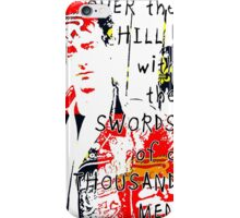 Over the Hill iPhone Case/Skin