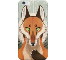 The Fox iPhone Case/Skin