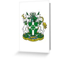 Chilliwack Coat of Arms Greeting Card