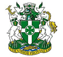 Chilliwack Coat of Arms Photographic Print