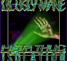 Lil Ugly Mane - Mista Thug Isolation - 2nd Press by Whammy