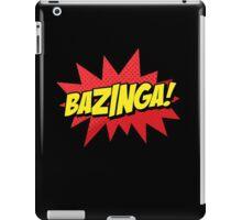 Bazinga I Gotcha new t-shirt iPad Case/Skin