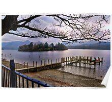 Peaceful Lake~ Poster