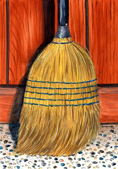 Broom by bernzweig