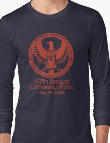 2012 Company Picnic Long Sleeve T-Shirt
