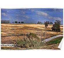 Countryside View Poster