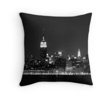 N.Y. Throw Pillow