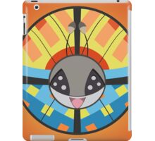 Circling the Patterned Oceans iPad Case/Skin