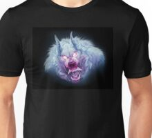 Red and Blue Wuff Unisex T-Shirt