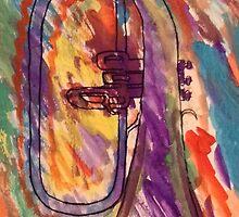 Color de flugelhorn  by AriaMarie91