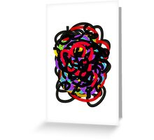 Mish Mash Greeting Card