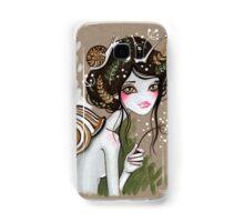 Snail Girl Samsung Galaxy Case/Skin