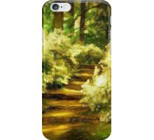 Azalea Stairs iPhone Case/Skin