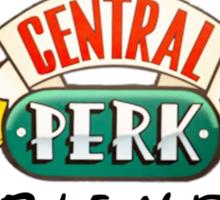 Central Perk Coffee Sticker
