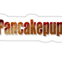 PancakePup Sticker