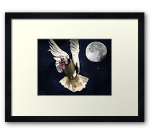 Ribbon of Peace Framed Print