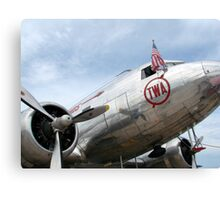 Douglas Commercial DC-3 Canvas Print