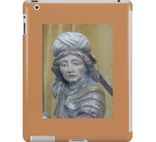 MAN WITH A SWORD iPad Case/Skin