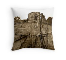 The binding that holds life together Throw Pillow