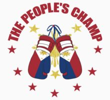 NEW! Manny The People's Champ Boxing Kids Clothes