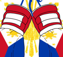 NEW! Manny The People's Champ Boxing Sticker