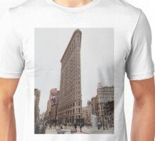Flatiron Building NYC Unisex T-Shirt